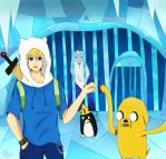 Adventure time Anime by Danut10B