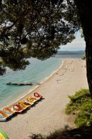 Golden Horn Beach, Brac by wildplaces