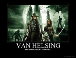 Van Helsing Demotivational by jswv