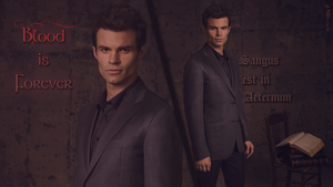 Elijah - Blood is Forever [TVD] by TVDavidsan