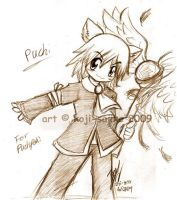 -AT- Puchi's OC by saiiko