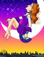 Wish Upon A Star by callisto-chan