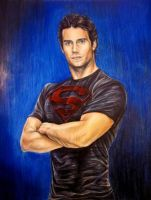 Henry Cavill, the next 'Man of Steel' by MissCosettePontmercy