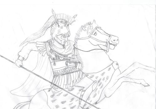 Alexander the Great by Micom1318