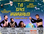 Space Barbarians by Johnny-Radar