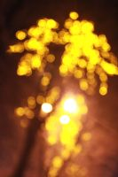 christmas lights bokeh by julismith