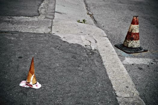cones by myraincheck