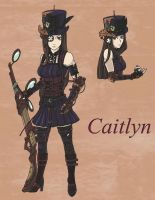Caitlyn - Alternate Look by Archtemplar