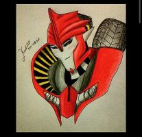 Transformers Knockout by IssiAndrofen