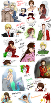 iSCRIBBLE DUMP by BlackDiamond13