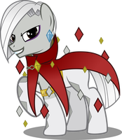 Pony!Ghirahim Vector by demonreapergirl