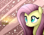 Just Fluttershy by GrayTyphoon