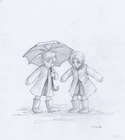 FMA - Rain part 1 by FerioWind