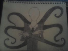 Slenderman by maryrulez716