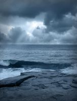 Manipulated: Stormy Ocean by DebauchedSeductress