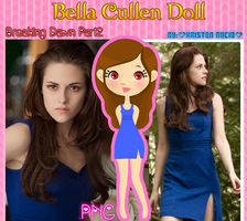 Bella Cullen Doll (Breaking Dawn Part2) by RoohEditions