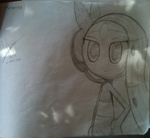 Shining Eyes Meloetta by crazytacotwili