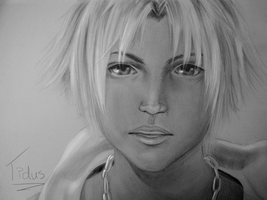 FFX - Tidus by Destiny4now
