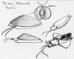 The new ''Molluscoids'' - Part I. by palaeorigamipete