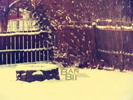 Snowing by BK11111