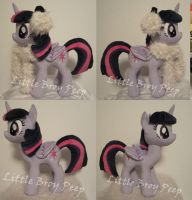 mlp Alicorn Twilight Sparkle plush by Little-Broy-Peep