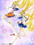 Usagi -Sailor Moon by zelldinchit