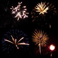 Fireworks Stock VI by Melyssah6-Stock