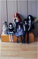 Group  - 7-2013 by Amber-Kyou