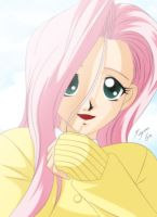 Fluttershy Pretty by Shinta-Girl
