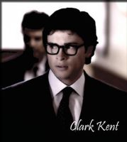 Clark Kent by N0whereg1rl