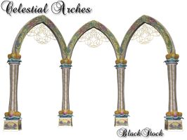 Celestial Arches by BlackStock