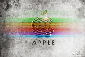 Apple Wallpaper by ROCKGUNNER