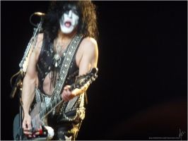 KISS STOCK // PAUL STANLEY by BlackFireDesign