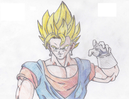 Vegetto by Yoh92