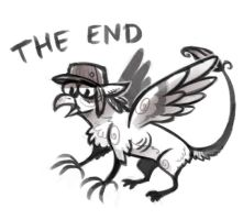 The end of what? by Kethavel
