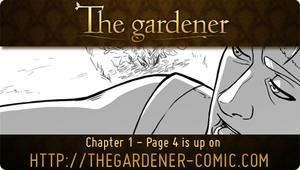 The gardener - CH01P04 by Marc-G