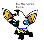 Mo or Moe Moe the Moebin by TjTheHedgiePlz