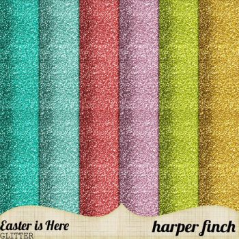 It's Easter Glitter by harperfinch