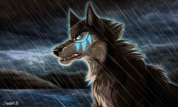 Did You Hear the Rain? by TheDaylightWolf