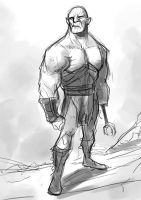 Azog-sketch by fifoux