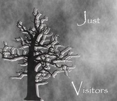 Just Visitors (Poem) by AmmoniteFiction