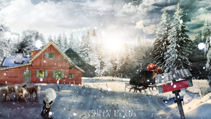 Santa claus by ImAays