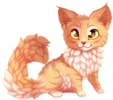 Maine Coon by RayFierying