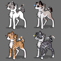 Natural point adopts (3/4 open) by Gryphon-Adopts