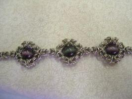 Romanov Bracelet by chainmaille