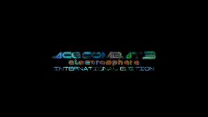 ACE COMBAT 3 electrosphere International Wallpaper by DragonSpikeXIII