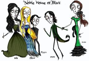 The Most Noble House of Black by Pheonix-Of-The-West