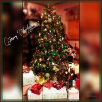 My Christmas tree  by gintautegitte69