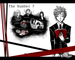 FFVII: The Number 7 by PianoxLullaby