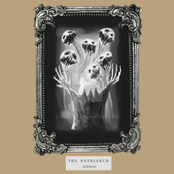 Galleria - The patriarch  by defeale